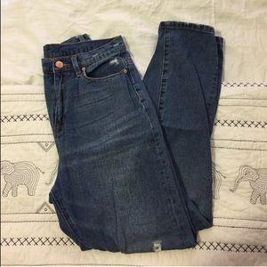 Bdg mom high rise jeans